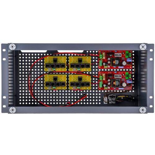 Zasilacz buforowy dla 16 kamer -ups/a16/e/rack5u marki Bcs