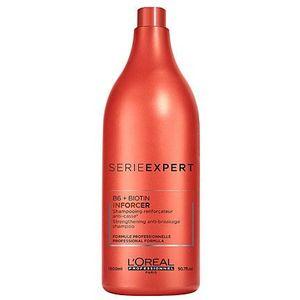 Loreal inforcer szampon do włosów łamliwych 1500ml (3474636483952)