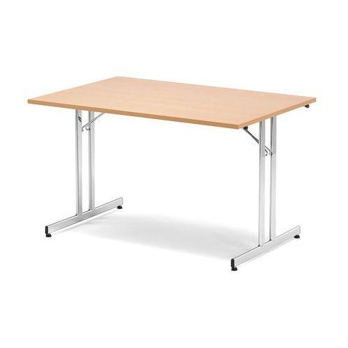 Aj produkty Stół konferencyjny emily, składany, 1200x800x720 mm, buk, chrom