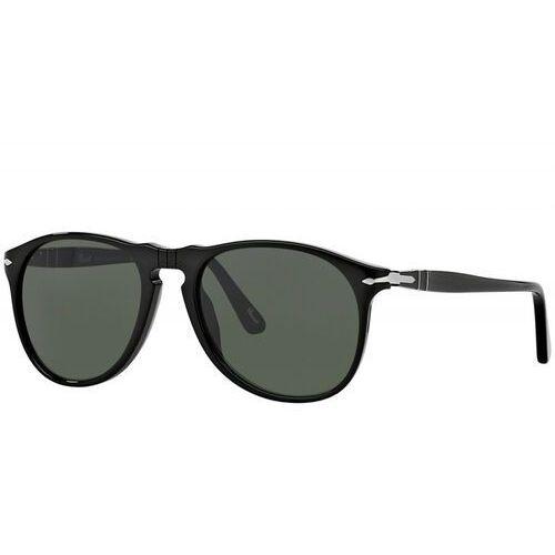 okulary przeciwsłoneczne schwarz marki Persol