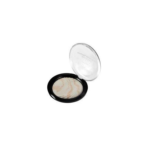 Makeup Revolution Baked Highlighter Matte Lights, rozświetlacz do twarzy