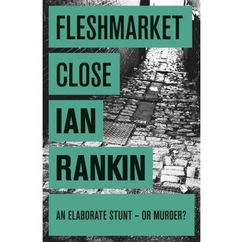 Fleshmarket Close, Rankin, Ian