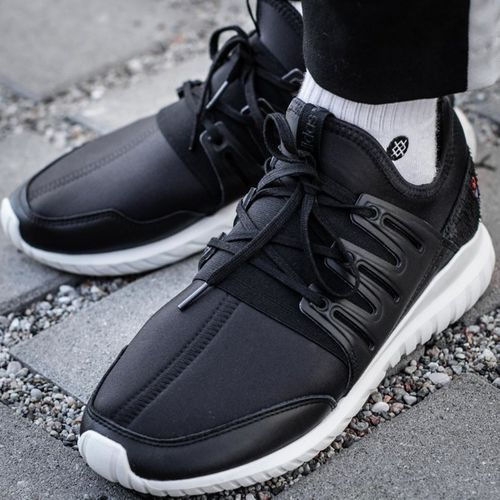 adidas Originals Tubular Radial CNY Tenisówki Czarny 42, kolor czarny