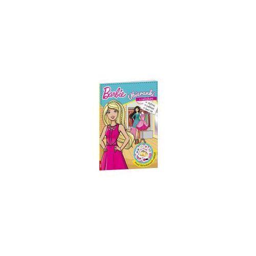 Barbie Ubieranki z naklejkami stylizuj, naklejaj, - Jeśli zamówisz do 14:00, wyślemy tego samego dnia. Darmowa dostawa, już od 300 zł. (24 str.)