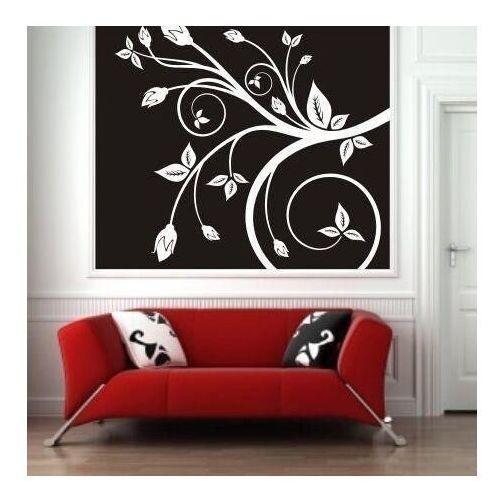 Wally - piękno dekoracji Naklejka gałąź 1034