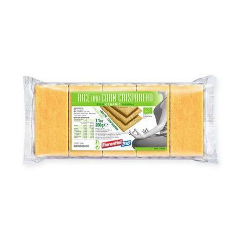 Pieczywo chrupkie kukurydziano-ryżowe BIO 200g - FLORENTINI bio (8002885004205)