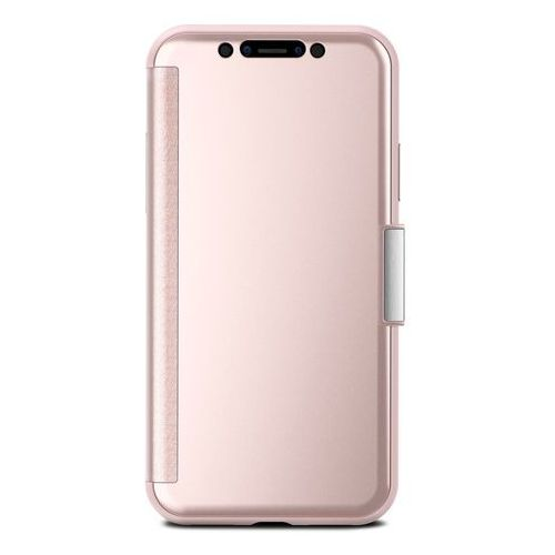 Moshi StealthCover - Etui iPhone X (Champagne Pink), 99MO102301