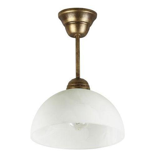 Lampa wisząca (biały klosz)
