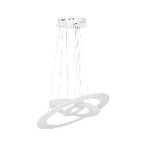 Inspire Lampa wisząca sykia biała led