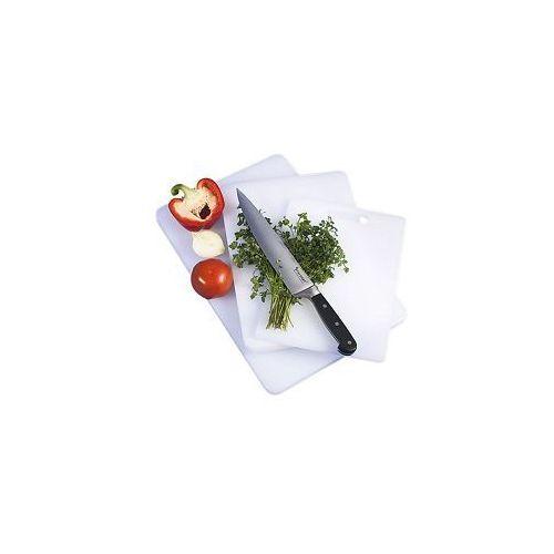 Deska z polietylenu biała marki Stalgast