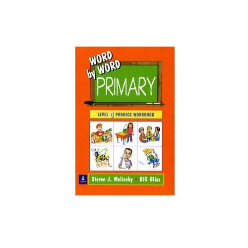 Word by Word Primary Phonics Picture Dictionary, Paperback Level C Workbook (9780130221667)