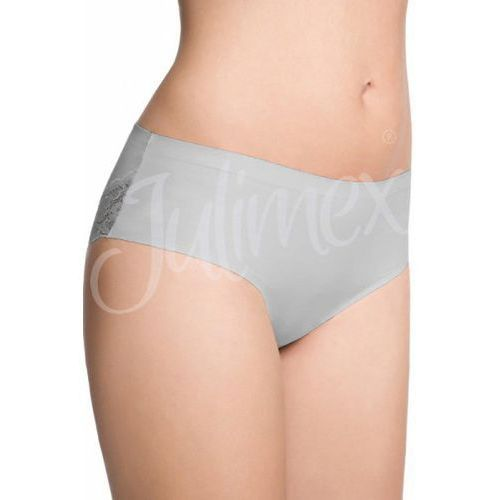 Figi model cheekie panty grey marki Julimex
