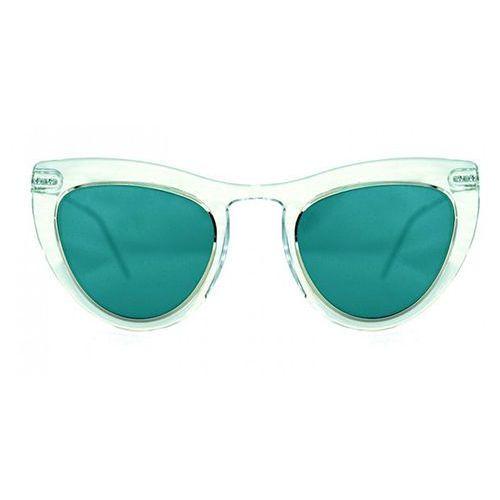 Spitfire Okulary słoneczne outward urge tr90 clear/turquoise
