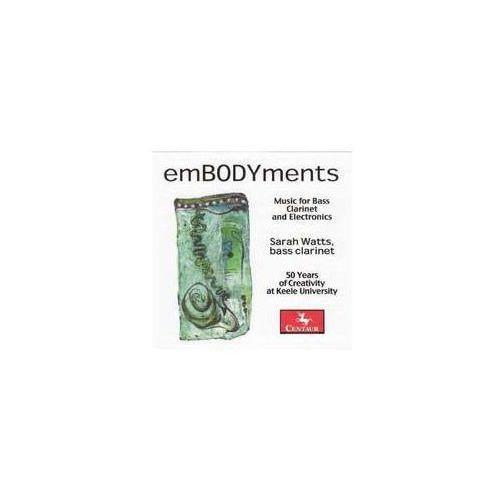 Embodyments: Music For Bass Clarinet & Electronics, towar z kategorii: Muzyka klasyczna - pozostałe