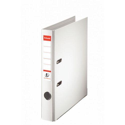Segregator ESSELTE No.1 A4 szer. 50 mm biały (5902812811407)