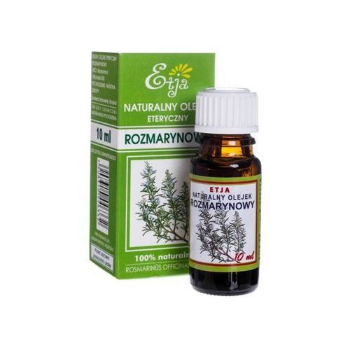 Etja olejek rozmarynowy neturalny eteryczny 10ml (5908310446332)