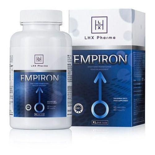 EMPIRON tabletki na powiększenie penisa 60 tabl. 000138 - sprawdź w wybranym sklepie