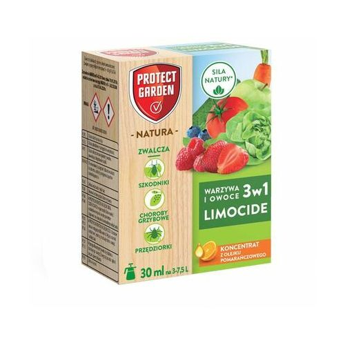 Protect garden Owadobójczy i grzybobójczy 30 ml limocide