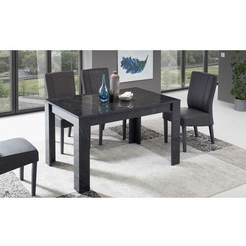 Stół margot 137-185x90 czarny marmur marki Fato luxmeble