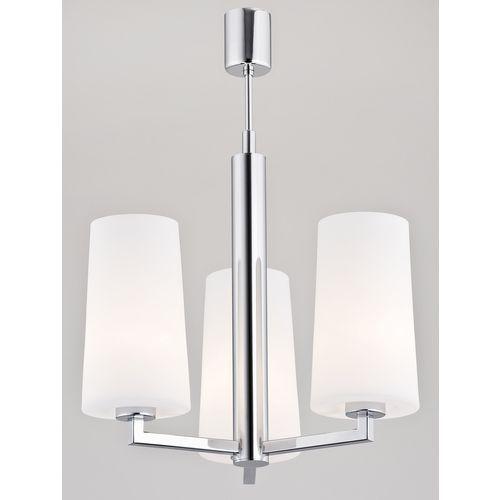 Lampa wisząca 3x60W E27 CAMELOT 1224 ARGON - wysyłka 24h (na stanie 1 sztuka), kolor Biały