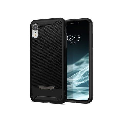 Etui hybrid nx apple iphone xr black - czarny marki Spigen