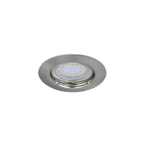 Rabalux Oczko lampa sufitowa oprawa wpuszczana lite 3x50w gu10 satynowy chrom 1163