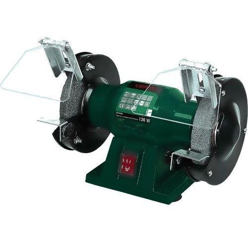 Verto Szlifierka stołowa 120w ściernica 125x12.7mm 51g425