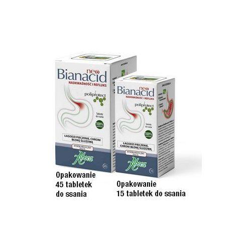 NeoBianacid x 15 tabletek do ssania