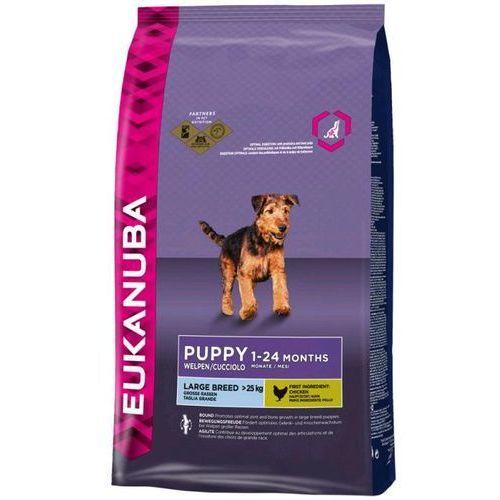 Eukanuba Puppy & Junior Large - 3kg