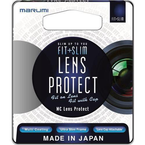 Filtr fotograficzny uv fit + slim 58mm marki Marumi