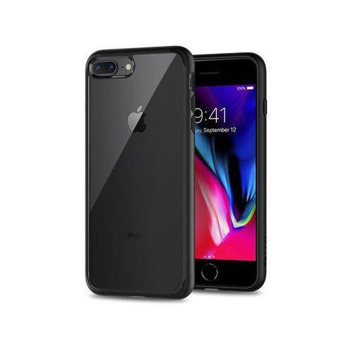 Spigen sgp ultra hybrid 2 black etui iphone 7 plus/8 plus (8809522191607)