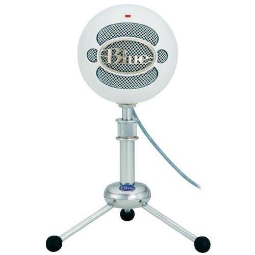 OKAZJA - Mikrofon Blue Microphones Snowball, USB, biały - sprawdź w wybranym sklepie