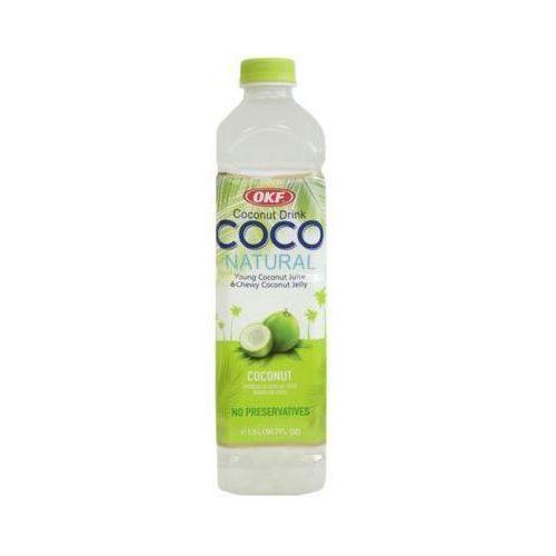 OKF 1,5l Coconut Drink Original napój z cząstkami kokosa