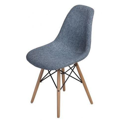 Dkwadrat Krzesło p016w duo niebiesko szare