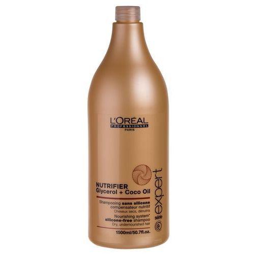 Loreal Nutrifier (dawniej Intense Repair) | Szampon do włosów suchych i przesuszonych - 1500ml, 3474636382859
