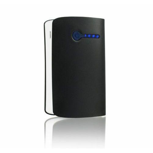 NonStop PowerBank AttoXL Czarny 6600mAh - 6600mAh \ Czarny