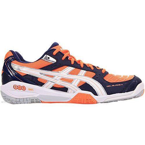 gel-blade 4 3001 pomarańczowo/białe, Asics