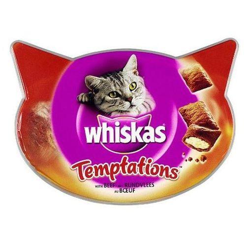 przysmak temptations wołowina 60g marki Whiskas