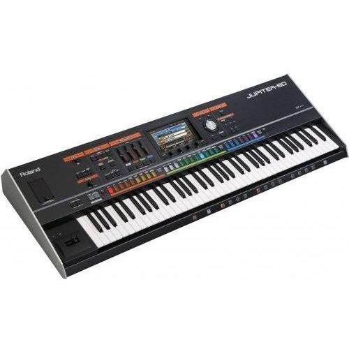 Roland Jupiter 80 v2 syntezator z kategorii Keyboardy i syntezatory