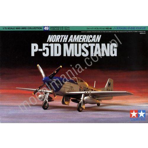 p-51d mustang nor th american - tamiya marki Tamiya