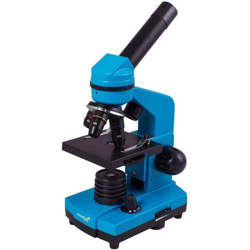 Mikroskop Levenhuk Rainbow 2L Lazur 69112 - odbiór w 2000 punktach - Salony, Paczkomaty, Stacje Orlen