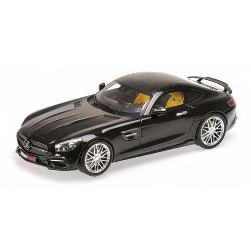 Brabus 600 auf Basis Mercedes-Benz AMG GT S 2015 (black) (4012138135925)