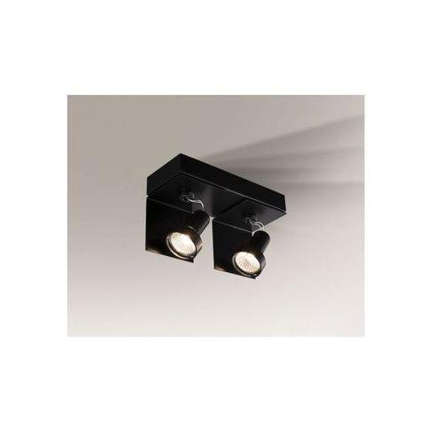 Shilo Hamada 2222 reflektor spot gu10 czarny