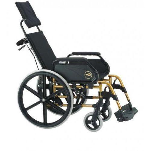 Wózek inwalidzki leżakowy Breezy