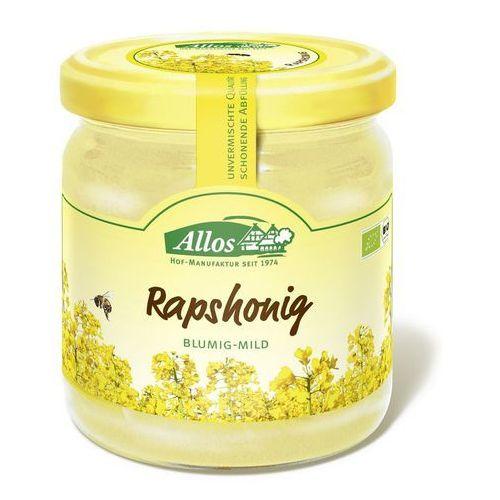 Miód rzepakowy bio 500g -  marki Allos