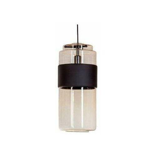 4 concepts umbriel amber long z202111000 lampa wisząca zwis 1x60w e27 czarny marki 4concepts