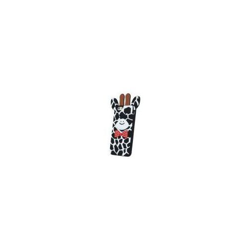 Nakładka Animal 3D Giraffe 2 ZTE Blade A452 czarny (GSM025153) Darmowy odbiór w 20 miastach! (5900495523815)