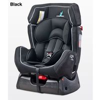 Caretero Fotelik samochodowy Scope Deluxe, Black (5902021525539)