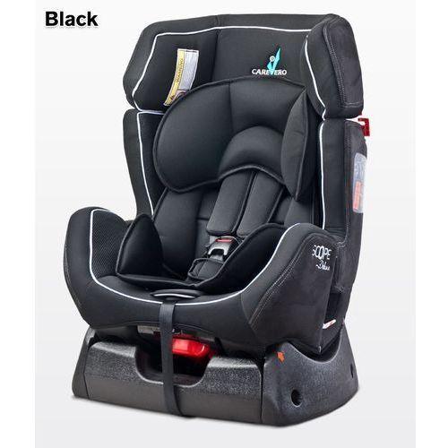 Caretero Fotelik samochodowy Scope Deluxe, Black, TERO-18