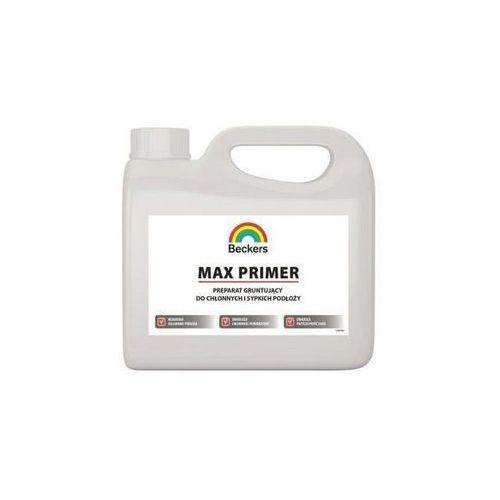 Beckers max primer- preparat gruntujący 2l (do powierzchni)